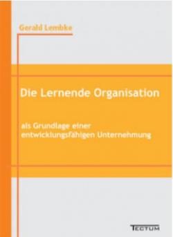 Buch Lernende Organisation als Basis für innovative Unternehmen