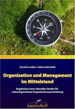 Buch Organisation und Management in mittelständischen Unternehmen