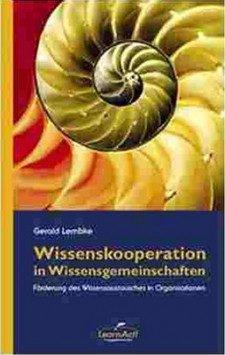 Buch Wissenskooperation in Wissensgemeinschaften