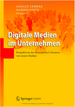 Buch Digitale Transformation in Unternehmen