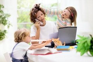 Home-Schooling Digitales Lernen Lembke